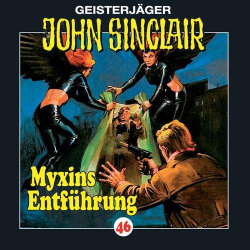 Myxins Entführung - Folge 46 von John Sinclair