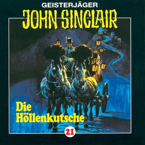 Die Höllenkutsche (1/2) - Folge 21 von John Sinclair