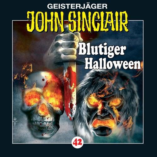 Blutiger Halloween - Folge 42 von John Sinclair
