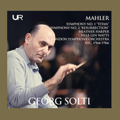 Mahler & Wagner: Orchestral Works by Georg Solti