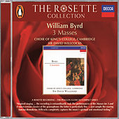 Byrd: Masses for Three, Four and Five Voices de Choir of King's College, Cambridge