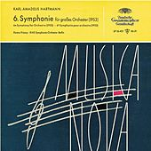 Hartmann: Symphony No.8 / Blacher: Paganini Variations by RIAS Symphony Orchestra Berlin