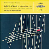 Hartmann: Symphony No.6 / Blacher: Paganini Variations by RIAS Symphony Orchestra Berlin