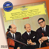 Beethoven: Triple Concerto / Brahms: Double Concerto by Ferenc Fricsay
