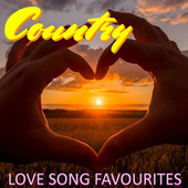 Country Love Song Favourites de Various Artists