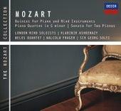 Mozart: Piano & Wind Quintet, Piano Quartet No.1 Etc de Various Artists