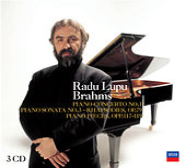 Radu Lupu Plays Brahms de Radu Lupu