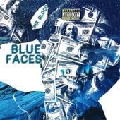 Blue Faces by KgloCC