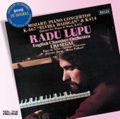 Mozart: Piano Concertos Nos.12 & 21 etc de Radu Lupu