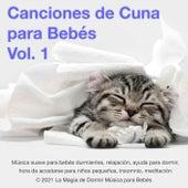 Canciones de Cuna para Bebés, Vol. 1: Música Suave para Bebés Durmientes, Relajación, Ayuda para Dormir, Hora de Acostarse para Niños Pequeños, Insomnio, Meditación by La Magia de Dormir Música para Bebés