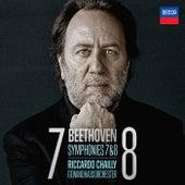 Beethoven: Symphonies Nos. 7 & 8 di Gewandhausorchester Leipzig