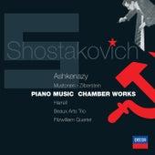 Shostakovich: Piano & Chamber Music de Various Artists