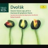 Dvorák: Slavonic Dances op. 46 & op. 72; Overtures and Symphonic Poems de Symphonie-Orchester des Bayerischen Rundfunks