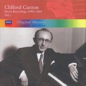 Clifford Curzon: Decca Recordings 1949-1964 Vol.1 by Sir Clifford Curzon
