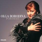 Olga Borodina / Portrait von Olga Borodina