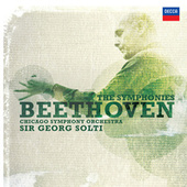 Beethoven: The Symphonies by Chicago Symphony Orchestra