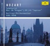 Mozart: Symphonies Nos. 38, 39 & 41 by Berliner Philharmoniker