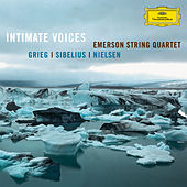 Intimate Voices by Emerson String Quartet