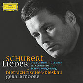 Schubert: Lieder; Die schöne Müllerin, D.795; Winterreise, D.911; Schwanengesang., D.957 von Dietrich Fischer-Dieskau