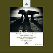 Purcell: Dido & Aeneas / King Arthur / Dioclesian / Timon of Athens / 3 Odes by The English Concert