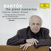 Bartók: The Piano Concertos by Pierre Boulez