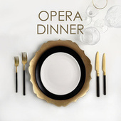 Opera dinner by Giuseppe Verdi