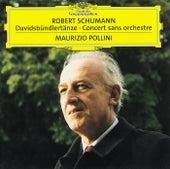 Schumann: Davidsbündlertänze; Concert sans orchestre von Maurizio Pollini