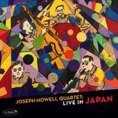 Live in Japan (Live) de Joseph Howell Quartet