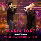 Ya No Me Acuerdo Más de Ti von María José