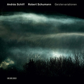 Robert Schumann: Geistervariationen de András Schiff