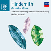 Hindemith: Orchestral Works von San Francisco Symphony