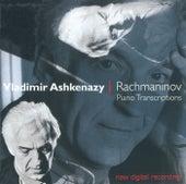 Rachmaninov: Transcriptions de Vladimir Ashkenazy