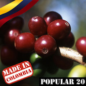 Made in Colombia: Popular, Vol. 20 fra German Garcia