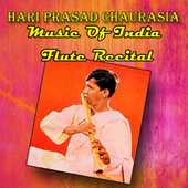 Music of India Flute Recital de Pandit Hariprasad Chaurasia