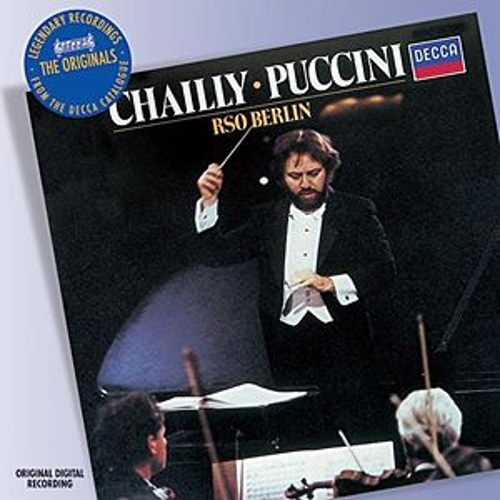 Puccini: Orchestral Music by Radio-Symphonie-Orchester Berlin