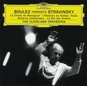 Stravinsky: Le Chant du Rossignol; L'Histoire du Soldat Suite by Cleveland Orchestra