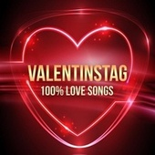 Valentinstag: 100% Love Songs von Various Artists