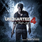 Uncharted 4: A Thief's End (Original Soundtrack) de Henry Jackman