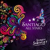 Siempre Sabroso by Santiago All Stars