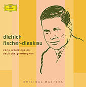 Early Recordings on Deutsche Grammophon von Dietrich Fischer-Dieskau