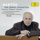 Bartók: The Piano Concertos de Pierre Boulez