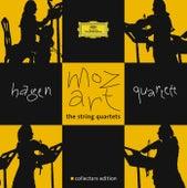 Mozart: String Quartets by Hagen Quartett