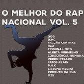 O Melhor do Rap Nacional, Vol. 5 by Various Artists