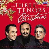 The Three Tenors At Christmas von Luciano Pavarotti