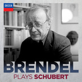 Brendel plays Schubert by Alfred Brendel