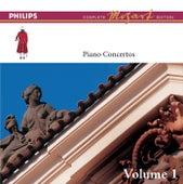 Mozart: The Piano Concertos, Vol.1 by Alfred Brendel
