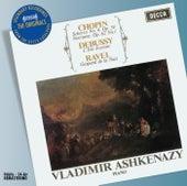 Chopin/Debussy/Ravel Recital de Vladimir Ashkenazy