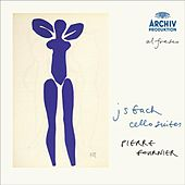 Bach, J.S.: The Cello Suites von Pierre Fournier
