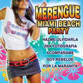 Merengue Miami Beach Party by Various Artists