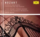 Mozart: Sinfonia Concertante K.364; Concertone K.190 by Itzhak Perlman